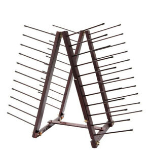 Creative Mark Rue Art Drying Rack, Perfect For Artist Canvas Panels, Paper,