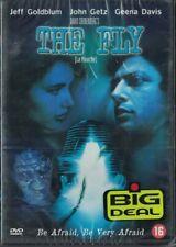 DVD THE FLY LA MOUCHE DAVID CRONENBERG