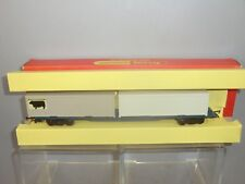 "HORNBY RAILWAYS MODEL No R.719 BR ""FREIGHT LINER"" & 2 CONTAINERS WAGON VN MIB"