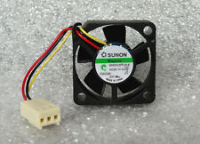 Sunon 30mm x 10mm MagLev Fan 5V DC 3 Pin Connector GM0503PFV2-8