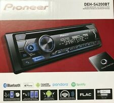 Pioneer - DEH-S4200BT - Single 1 DIN CD MP3 Player Bluetooth MIXTRAX USB AUX