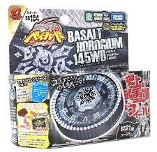 TAKARA TOMY BEYBLADE METAL FUSION BB-104 Twisted Tempo BASALT HOROGIUM+LAUNCHER