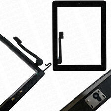For Apple iPad 4 Retina Touch Screen Glass Digitizer Complete Assembly Black OEM