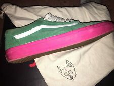 VNDS Vans X Golf Wang Old Skool Syndicate Tyler The Creator.