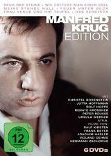 6 DVDs * MANFRED KRUG EDITION  # NEU OVP &