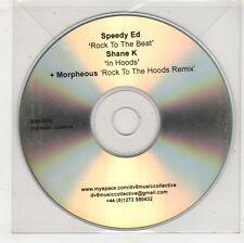 (GW705) Speedy Ed, Rock To The Beat / Shane K, In Hoods - 2009 DJ CD