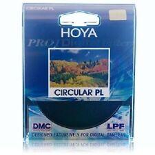 Filtres polarisant filetés Hoya 77mm pour appareil photo et caméscope