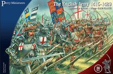L'armée anglaise 1415 - 1429-perry miniatures-envoi 1ST classe