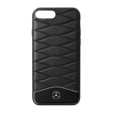 Mercedes Benz Original Case / Case iPhone7Plus&8Plus Plastic/Leather Black New