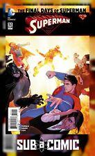 SUPERMAN #52 (DC 2016 1st Print) COMIC
