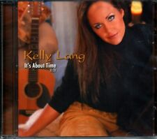 Kelly Lang - Its about Time - CD