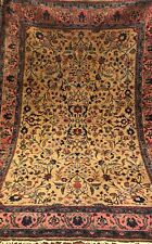 New listing An Authentic Hand Made Antique Trbiz Rug