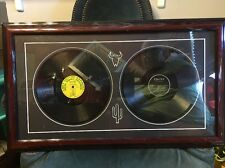 Apple Valley In  Original Record Was Playing 1948 In Lobby Memorabilia