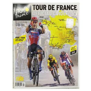 Tour De France official Guide Ride Race AUS/NZ 2021 Magazine