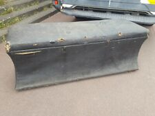 More details for antique ottoman/box/trunk restoration project.upholstery project.