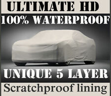 [CCT] 5 Layer Weather/Waterproof Full Car Cover For Lincoln Town Car [1981-2011]