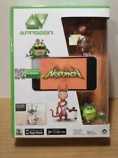 New APPGEAR Akodomon Amplified Reality Game iOS ipad2 iPhone Android Mobile App