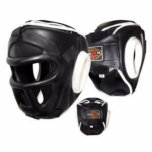 Head Guard Gril Helmet Boxing Headguards Martial Arts Gear Kick Pad Mma Ufc Maxx