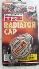 TRD, Radiator Cap 1,3 Kg/Cm, 9 MM Small Head, Fit Toyota, Lexus.
