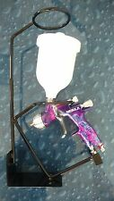 Lackierpistolenhalter Pistolenhalter stehend 1-fach Spritzpistolenhalter Lack