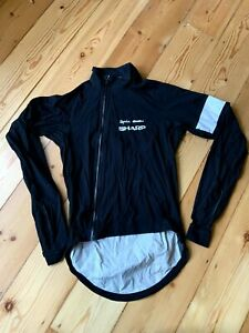 Rapha Condor Sharp Limited Edition Team Rain Jacket Size XS
