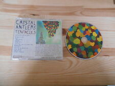 CD Indie Crystal écono-tentacles (13 chanson) promo touch and go