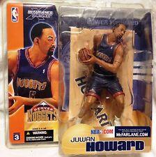 Juwan Howard Denver Nuggets NBA McFarlane Action Figure NIB NIP new in box