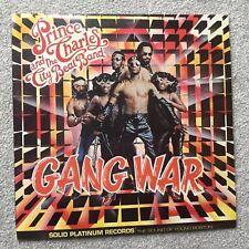 New listing PRINCE CHARLES & the CITY BEAT BAND : GANG WAR VINYL ALBUM
