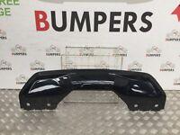 BMW X6 2015 -ON GENUINE M SPORT F16 REAR BUMPER LOWER TRIM P/N: 51128057074
