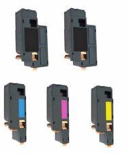 5 Toner für Dell 1250 C1760 NW C1765 NFW C1765 NF 1355 CNW 1350 CNW 1355 CN