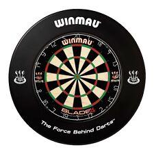 Catchring Auffangring Winmau PU schwarz Dart Board Ring Surround Steeldart NEU