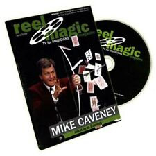 Reel Magic (Mike Caveney) - DVD - Giochi di Prestigio e Magia