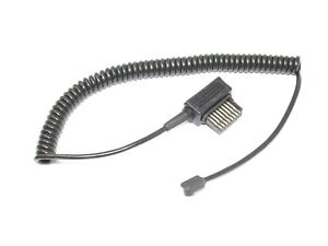Metz Coiled Sync Cord for Metz 45CT5 & 60CT2 Flashguns