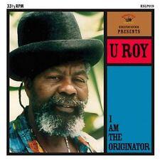 U ROY Title: I AM THE ORIGINATOR NEW VINYL LP £10.99