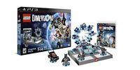 PS3 Playstation 3 Lego Dimensions Starter Pack + Batman + Gandalf + WildStyle