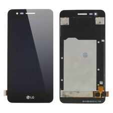 OEM LCD Screen and Digitizer Assembly for LG K4 (2017) - Black