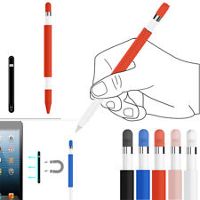 iPad Pro Apple Pencil Accessories Soft Silicone Case Holder Grip Magnetic Sleeve