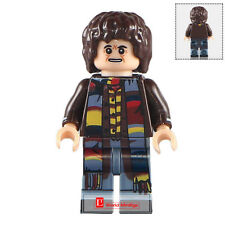 The 4th Doctor - Doctor Who LEGO MOC Minifigure