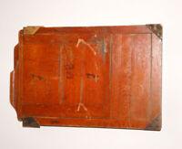 Vintage Wooden Film Plate Cassette for Large Format 5x7 cameras Cameras