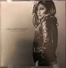 To Whom It May Concern by Lisa Marie Presley (CD, Apr-2003, Capitol)