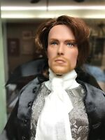 "Tonner's JAMIE FRASER  from OUTLANDER; 17"" DRESSED DOLL NRFB IN STOCK"