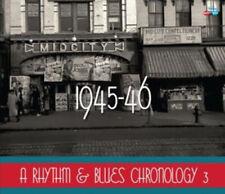 Various Artists : A Rhythm & Blues Chronology 1945-46 - Volume 3 CD Box Set 4