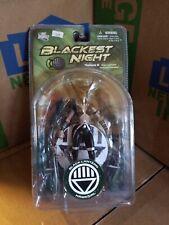 * DC Direct Blackest Night Series 6 Black Lantern Hawkgirl Action Figure NIP