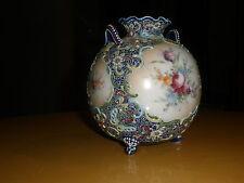 Nippon Japanese Moriage Vase.
