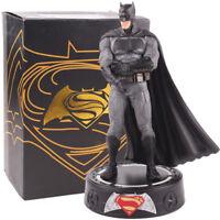 Batman v Superman Dawn of Justice Batman Statue Led Lighting Base Model Toy