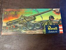 Revell Level Meter M 2 Long Range Cannon 1/40 Original Limited Edition Series