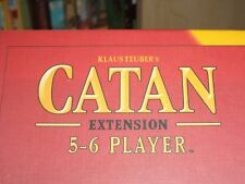 Catan 5-6 Player Extension Expansion - Board Game New! Settlers of Catan