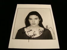Jennifer Connelly Signed Autographed 8x10 Photo