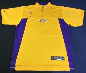 Vintage Los Angeles Lakers Basketball NBA Nike Jersey SizeXL