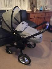 silver cross special edition pram and car seat travel system